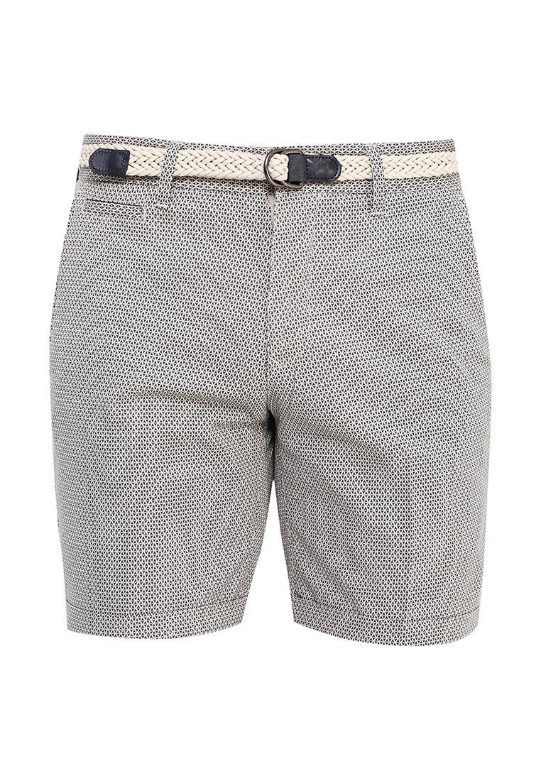 Мужские повседневные шорты oodji (Оджи) 2L600011M/39344N/3079G