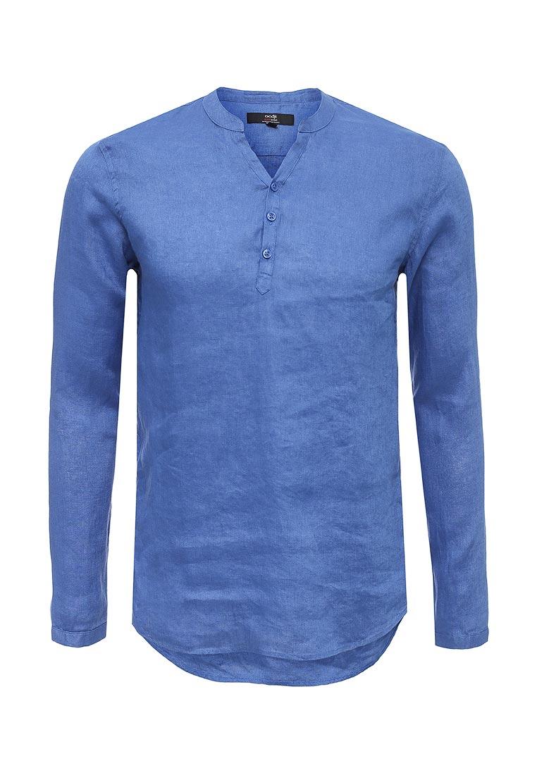 Рубашка с длинным рукавом oodji (Оджи) 3B320002M/21155N/7500N