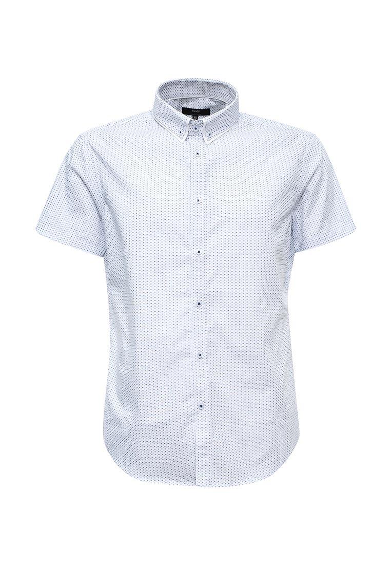 Рубашка с коротким рукавом oodji (Оджи) 3L210046M/44425N/1075G
