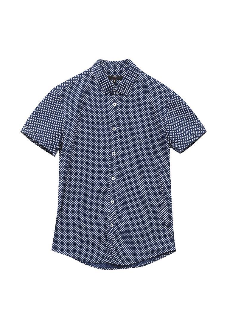 Рубашка с коротким рукавом oodji (Оджи) 3L410108M/39312N/7510G