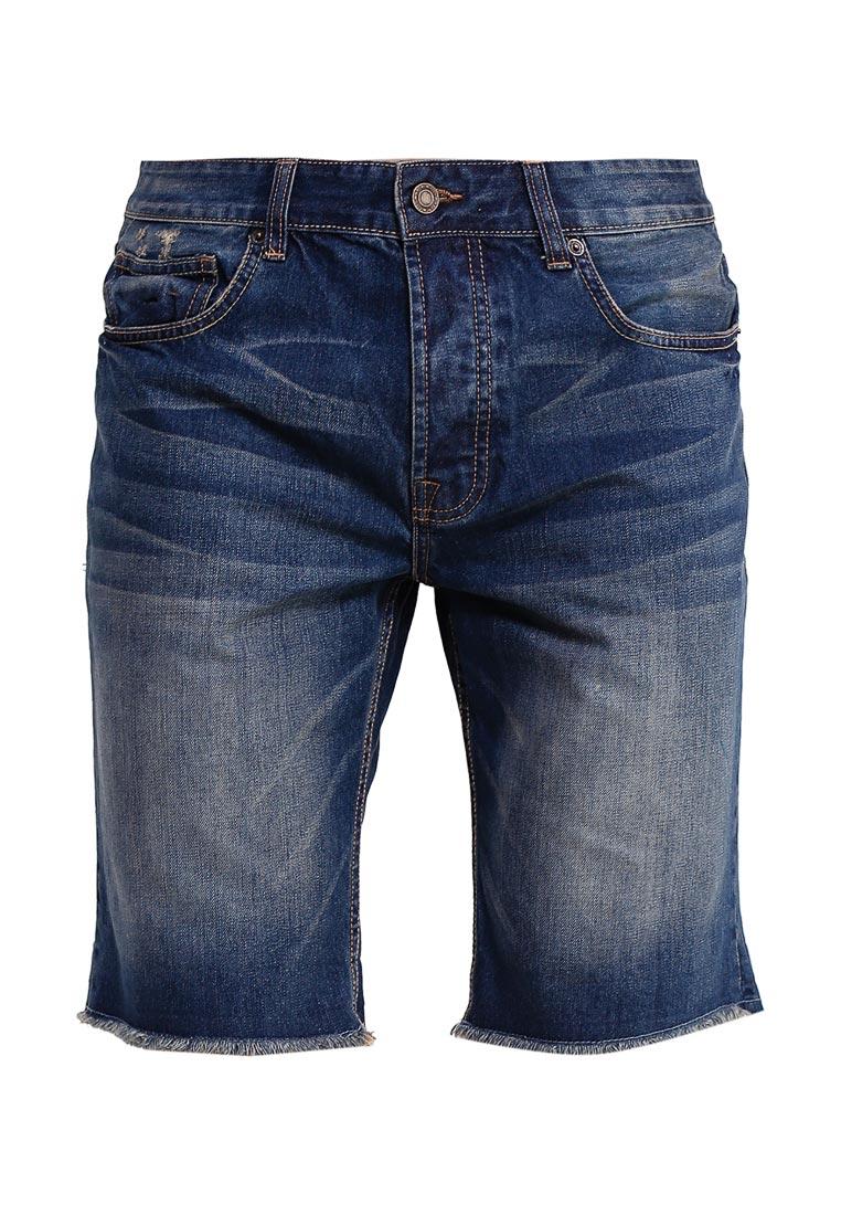 Мужские повседневные шорты oodji (Оджи) 6B220012M/35771/7500W