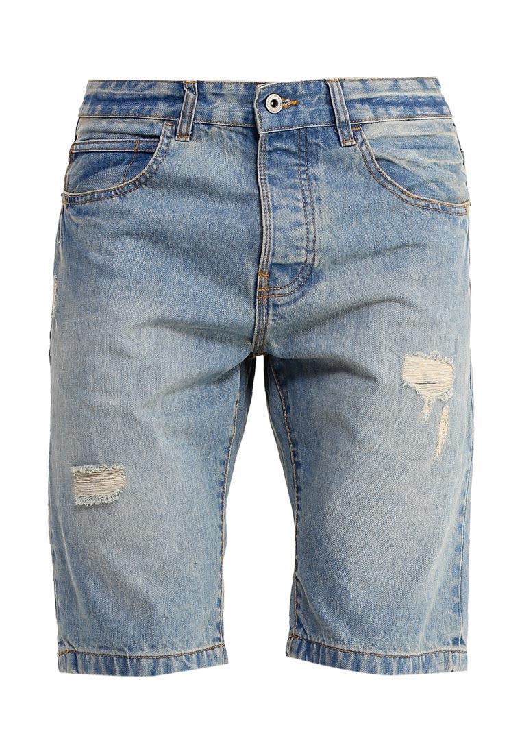 Мужские повседневные шорты oodji (Оджи) 6L220016M/35771/7000W