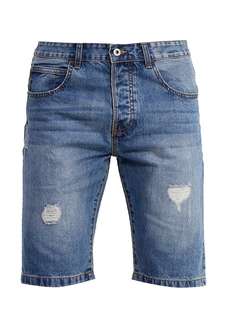 Мужские повседневные шорты oodji (Оджи) 6L220016M/35771/7500W