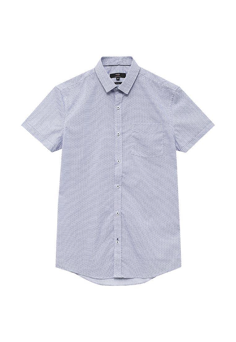 Рубашка с коротким рукавом oodji (Оджи) 3L210047M/44425N/7810G