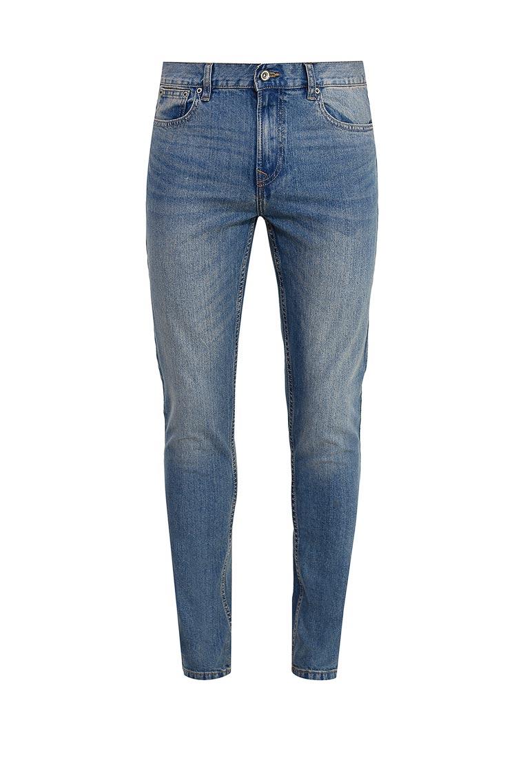 Зауженные джинсы oodji (Оджи) 6B120050M/45594/7500W