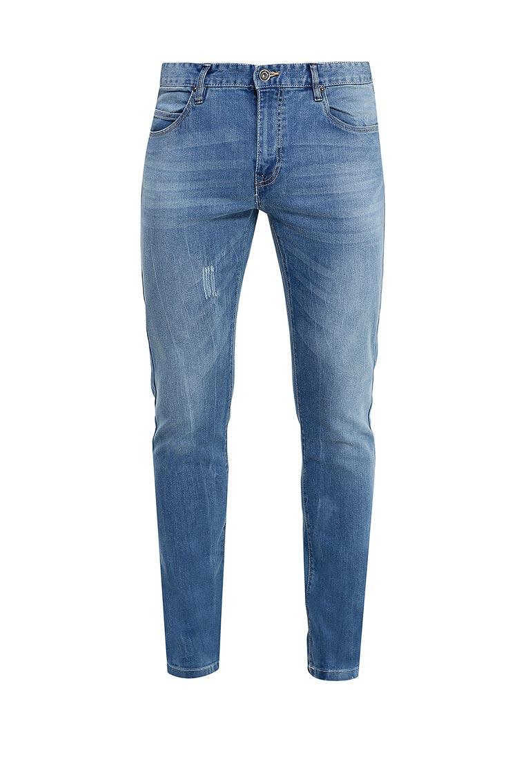 Зауженные джинсы oodji (Оджи) 6L120123M/45594/7500W