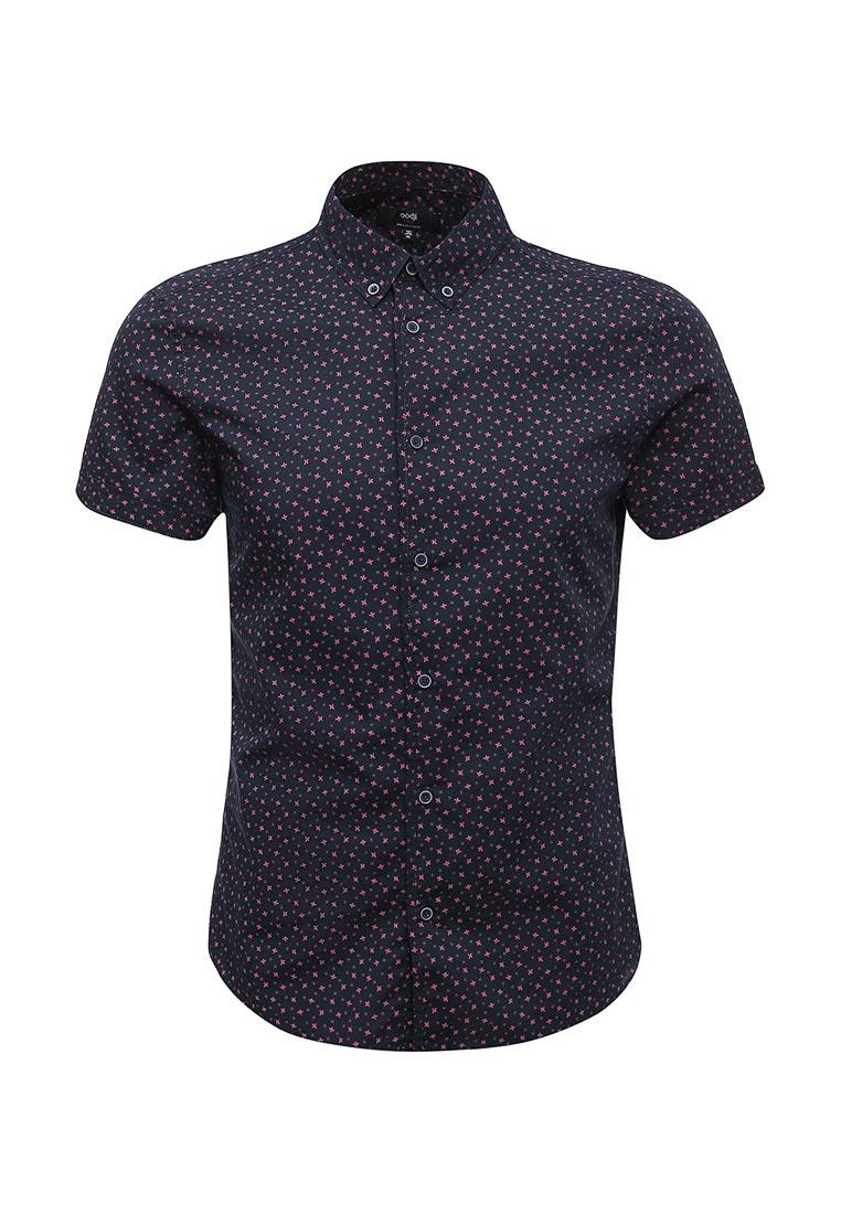 Рубашка с коротким рукавом oodji (Оджи) 3L410107M/39312N/7945G