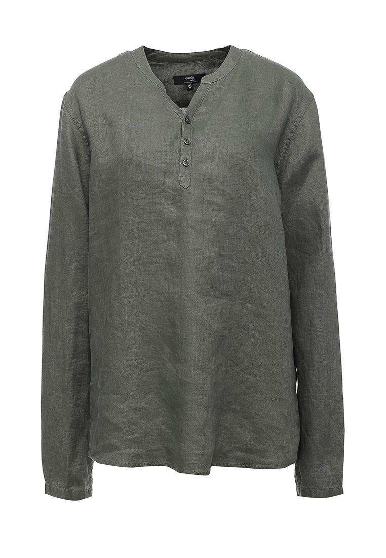 Рубашка с длинным рукавом oodji (Оджи) 3B320002M/21155N/6600N