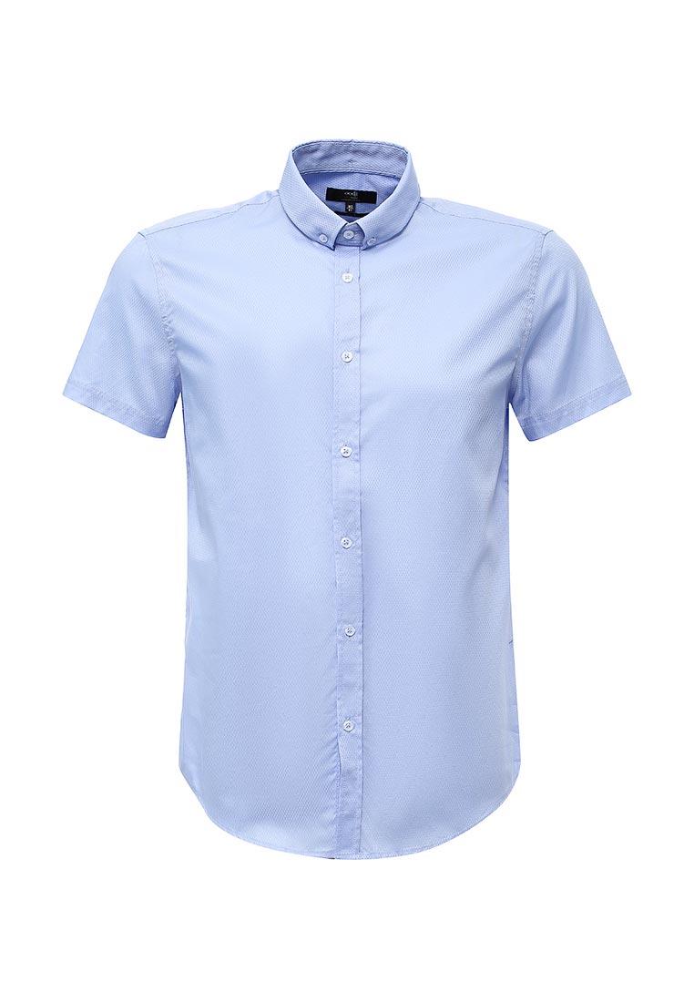 Рубашка с коротким рукавом oodji (Оджи) 3B210008M/46236N/7000N