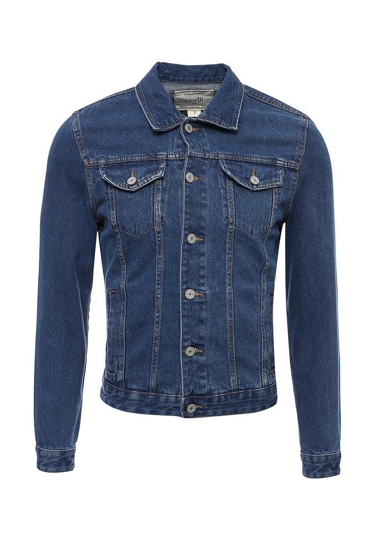 Джинсовая куртка oodji (Оджи) 6L300006M/35771/7500W