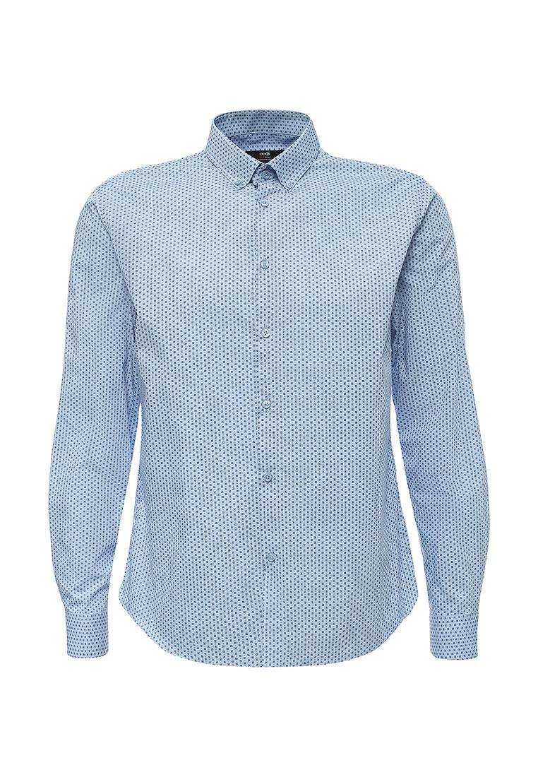 Рубашка с длинным рукавом oodji (Оджи) 3B110019M/44425N/7079G