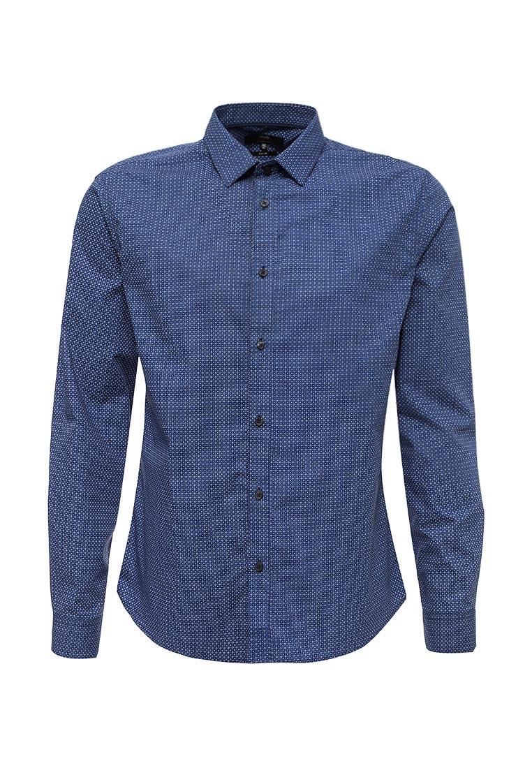 Рубашка с длинным рукавом oodji (Оджи) 3L110278M/19370N/7975G