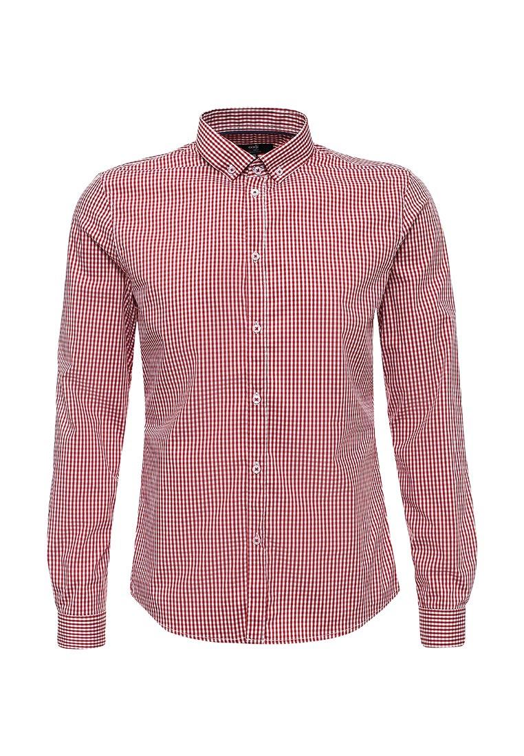 Рубашка с длинным рукавом oodji (Оджи) 3B140003M/39767N/1045C