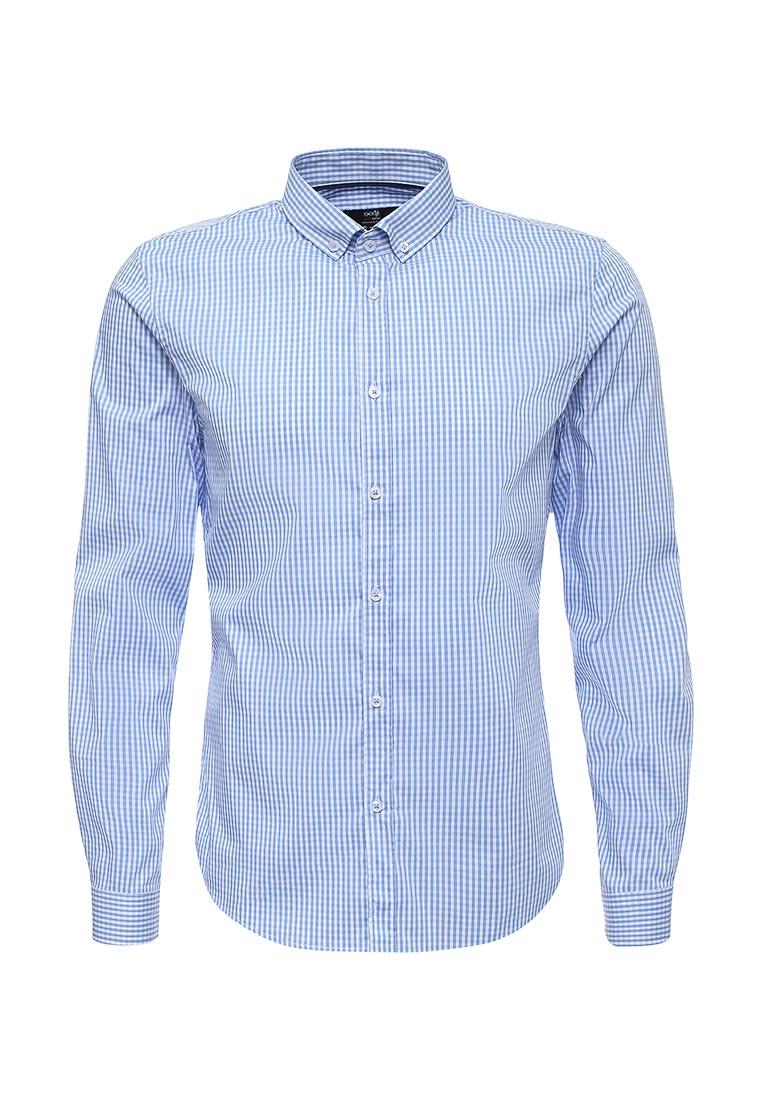 Рубашка с длинным рукавом oodji (Оджи) 3B140003M/39767N/1070C
