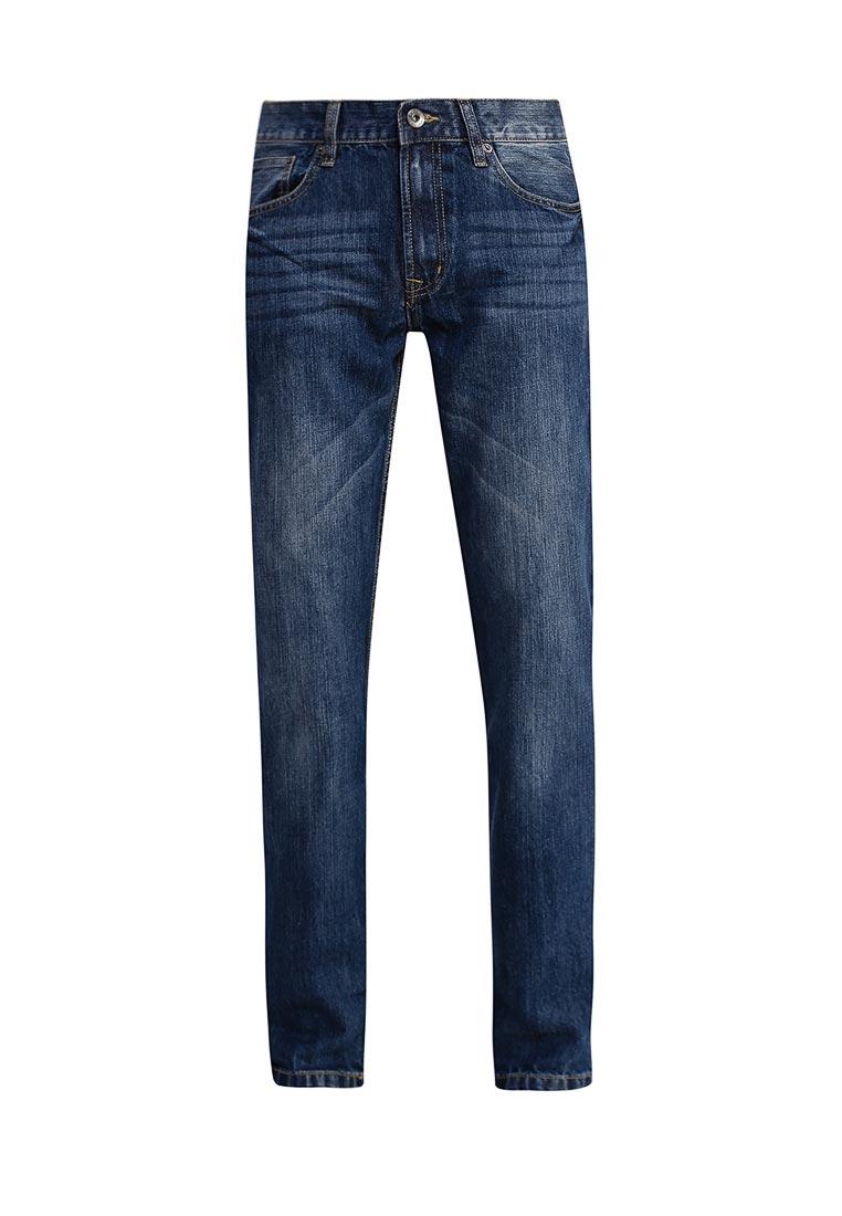 Зауженные джинсы oodji (Оджи) 6B130026M/35771/7500W