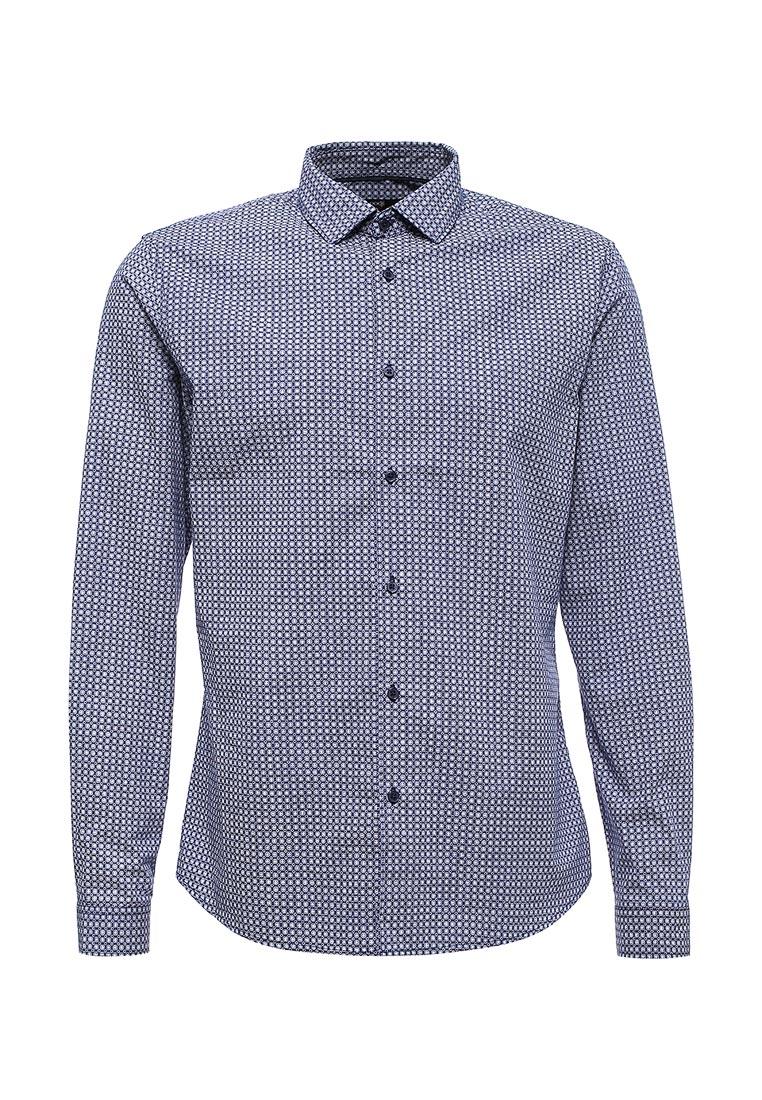 Рубашка с длинным рукавом oodji (Оджи) 3L110262M/19370N/7975G