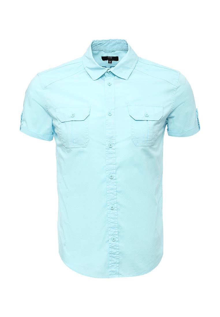 Рубашка с коротким рукавом oodji 3L410103M/46563N/7300N