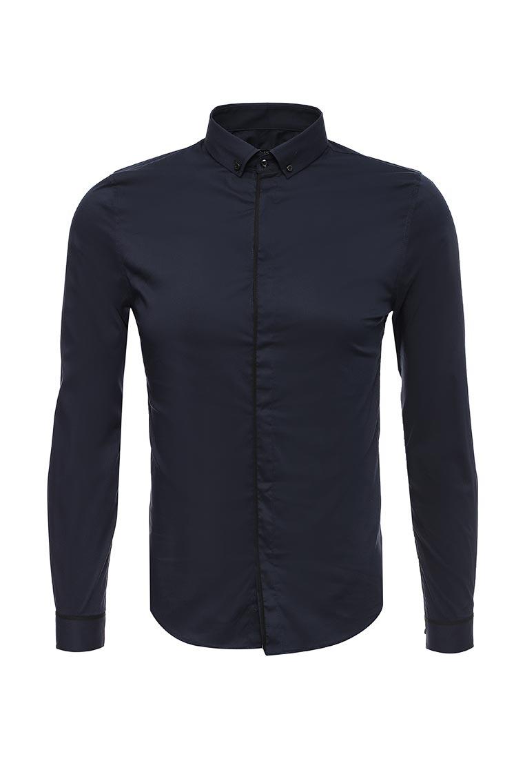 Рубашка с длинным рукавом oodji (Оджи) 3B140005M/34146N/7929B