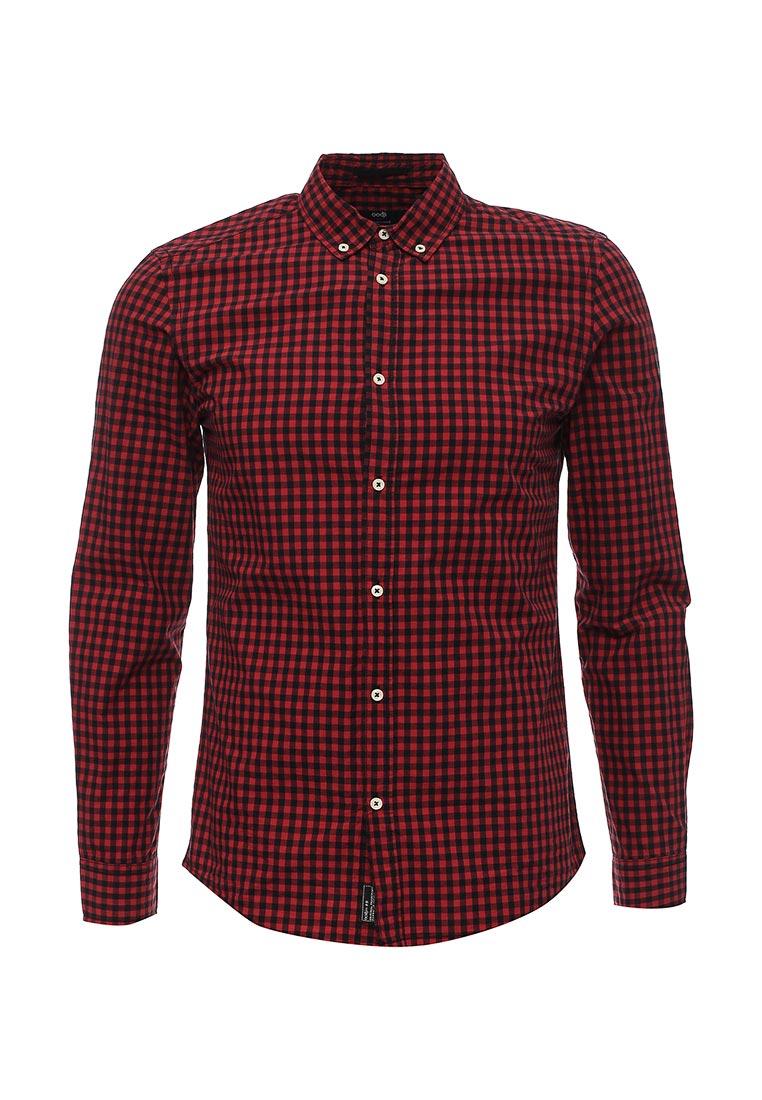 Рубашка с длинным рукавом oodji (Оджи) 3L310148M/39511N/2945C
