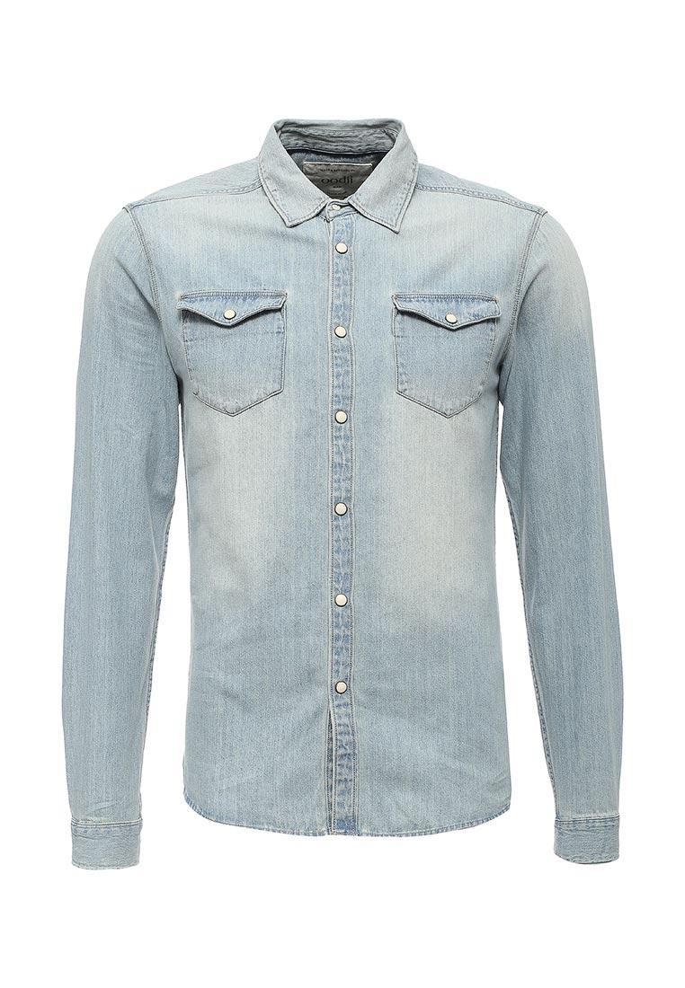 Рубашка oodji (Оджи) 6L410002M/35771/7000W