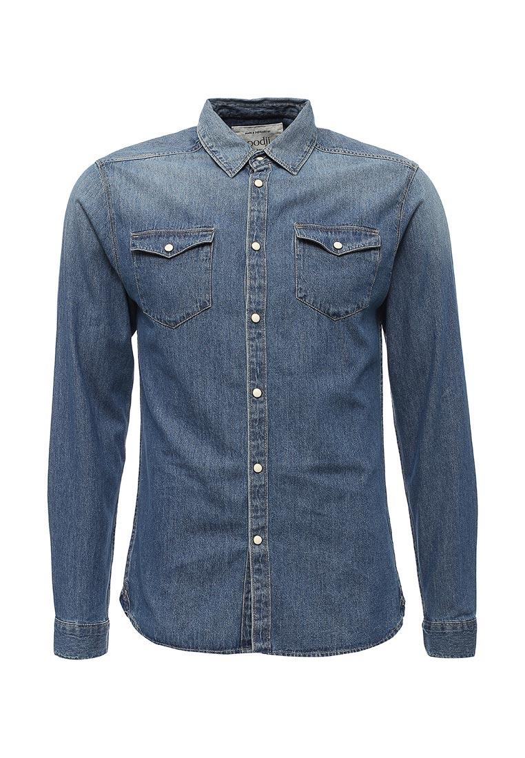 Рубашка с длинным рукавом oodji (Оджи) 6L410002M/35771/7500W