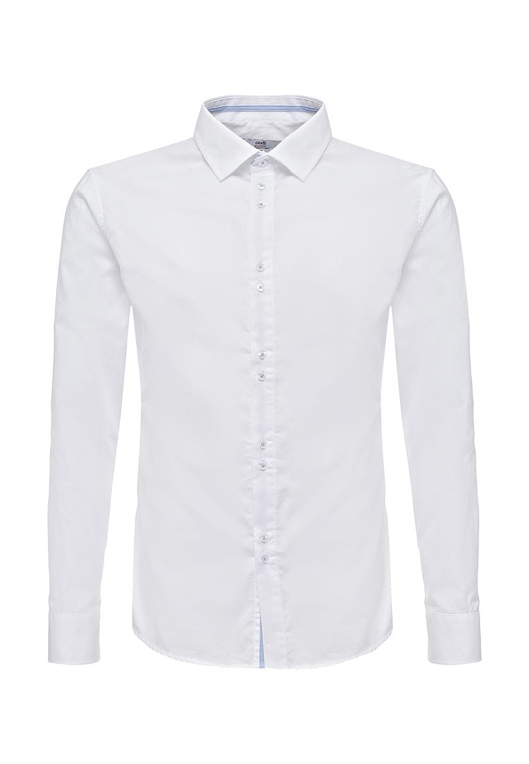 Рубашка с длинным рукавом oodji (Оджи) 3B110020M/39771N/1000N
