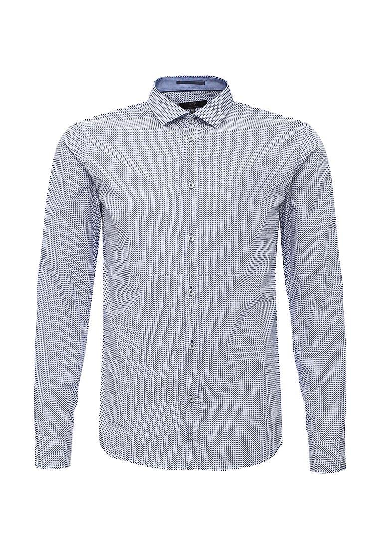 Рубашка с длинным рукавом oodji (Оджи) 3L110260M/19370N/7975G