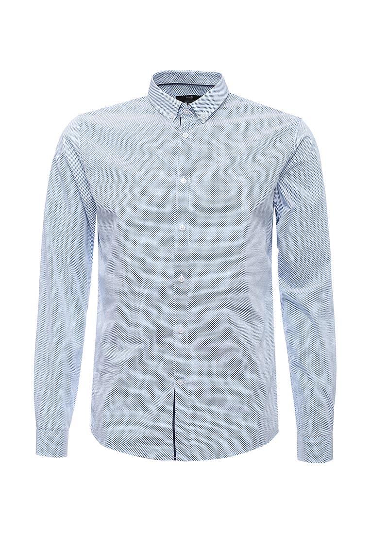 Рубашка с длинным рукавом oodji (Оджи) 3L110261M/19370N/1075G