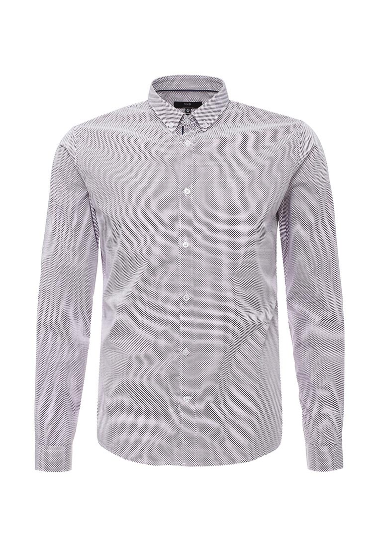 Рубашка с длинным рукавом oodji (Оджи) 3L110261M/19370N/1083G