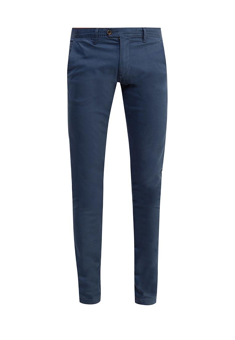 Мужские повседневные брюки oodji (Оджи) 2L150106M/47064N/7500N