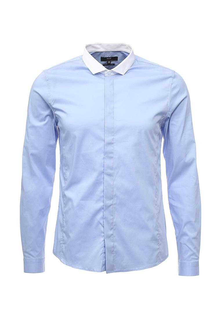 Рубашка с длинным рукавом oodji (Оджи) 3L140113M/34146N/7010B