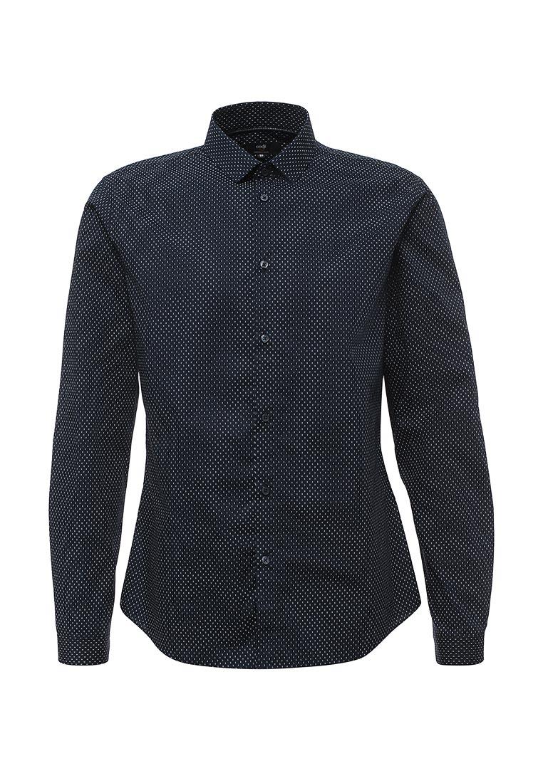 Рубашка с длинным рукавом oodji (Оджи) 3L110265M/44425N/7910G