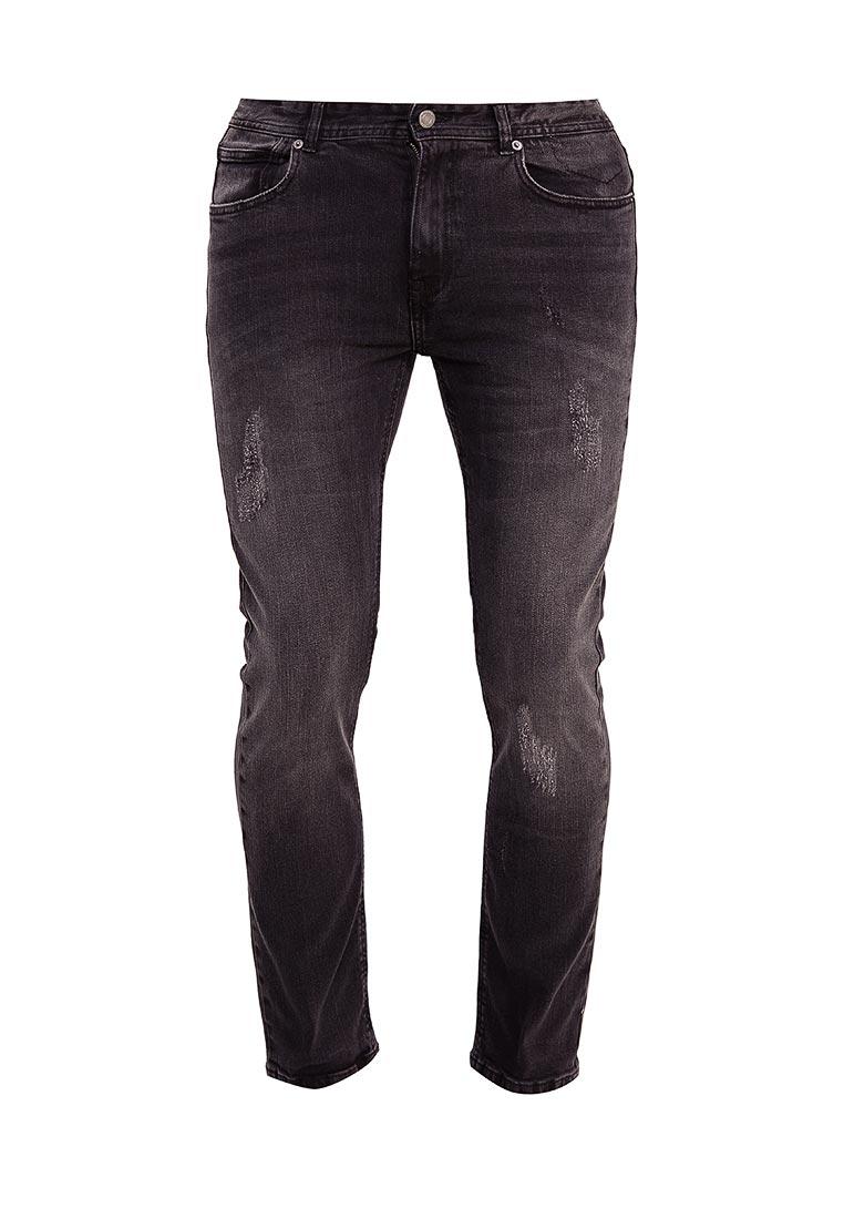 Зауженные джинсы oodji (Оджи) 6L120125M/45594/2900W