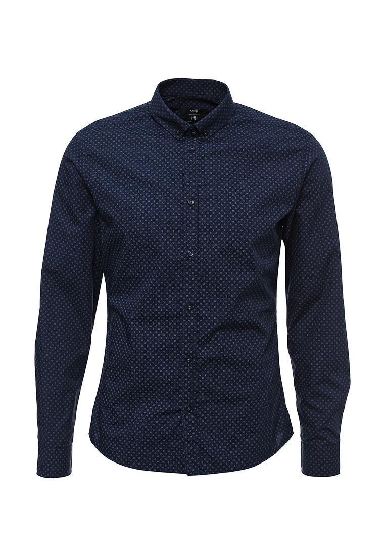 Рубашка с длинным рукавом oodji (Оджи) 3L110270M/19370N/7975G