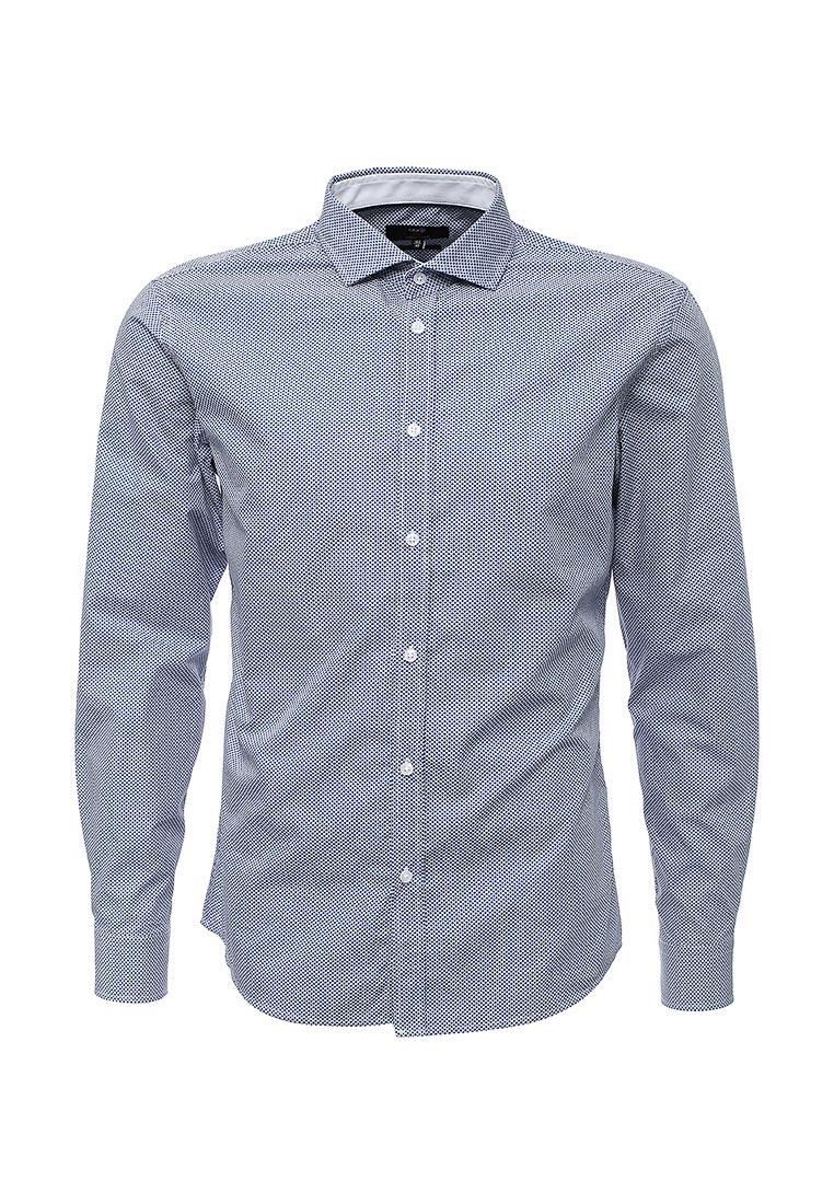 Рубашка с длинным рукавом oodji (Оджи) 3L110271M/19370N/1075G