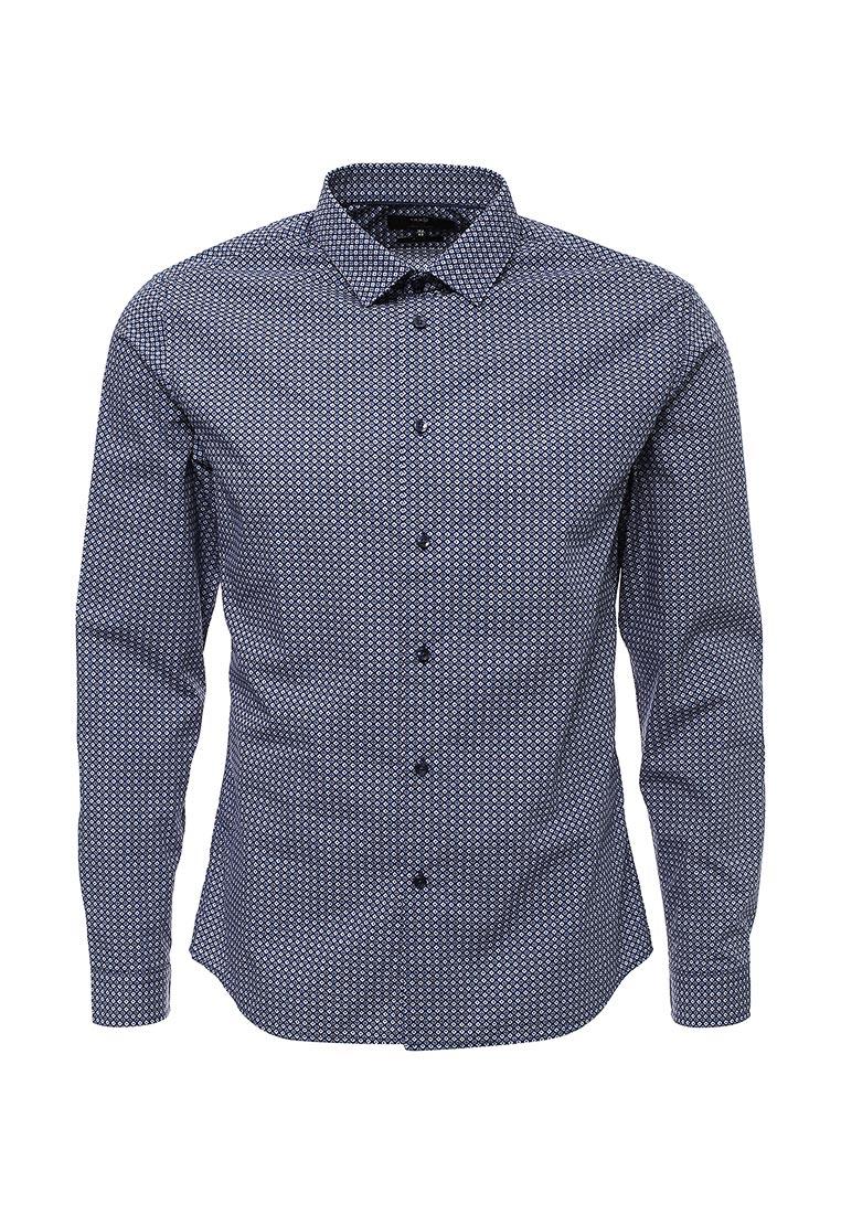 Рубашка с длинным рукавом oodji (Оджи) 3L110274M/19370N/7910G