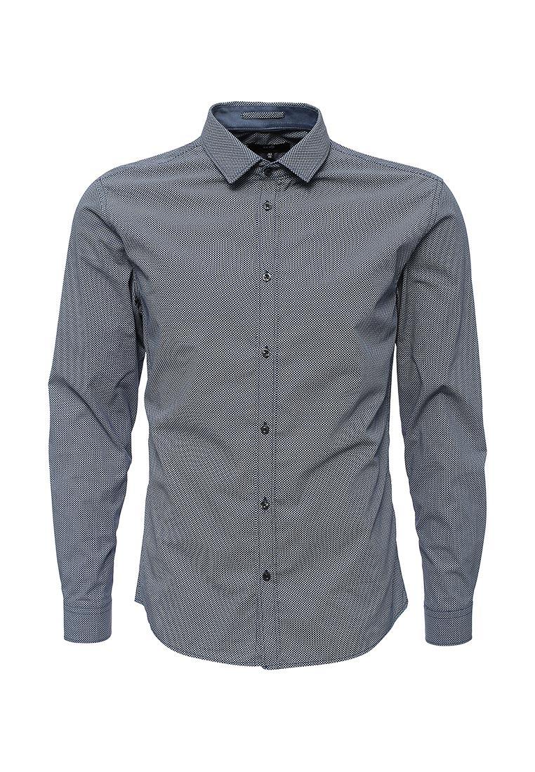 Рубашка с длинным рукавом oodji (Оджи) 3L110279M/19370N/7910G