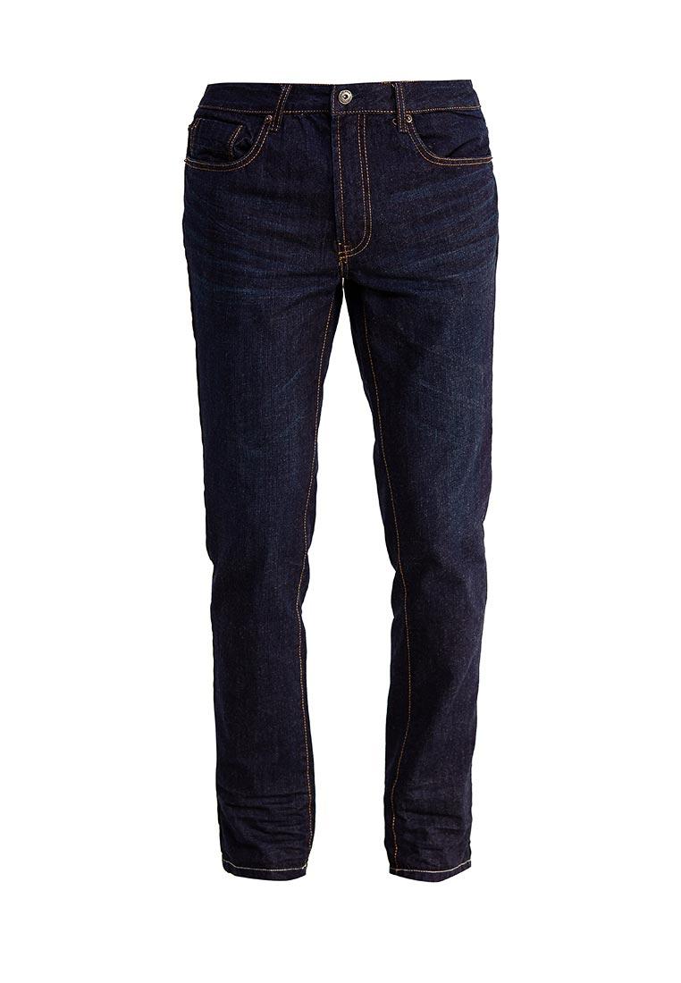 Зауженные джинсы oodji (Оджи) 6L120126M/35771/7800W