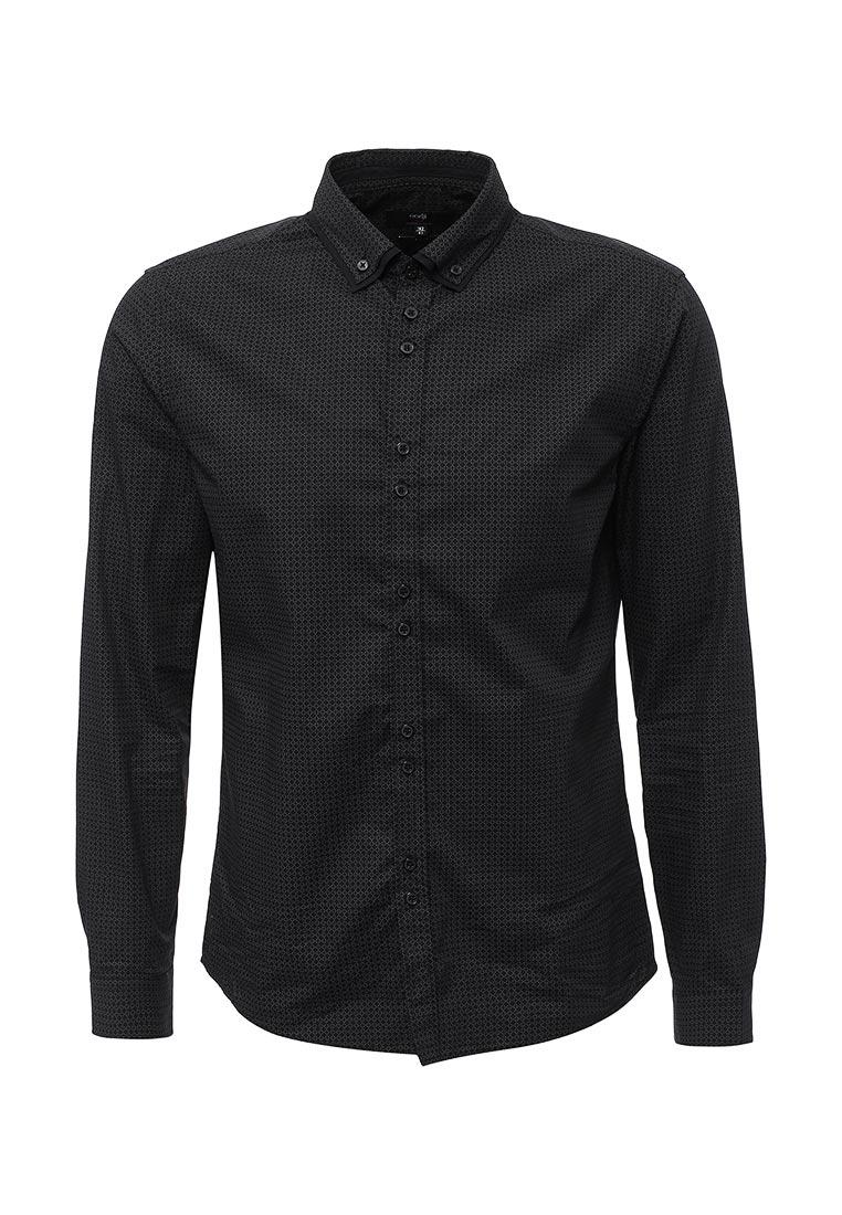 Рубашка с длинным рукавом oodji (Оджи) 3L110275M/44425N/2923G
