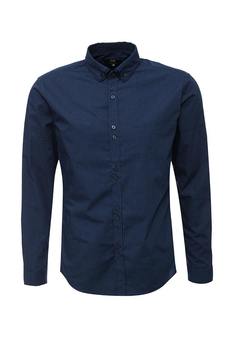 Рубашка с длинным рукавом oodji (Оджи) 3L110275M/44425N/7975G