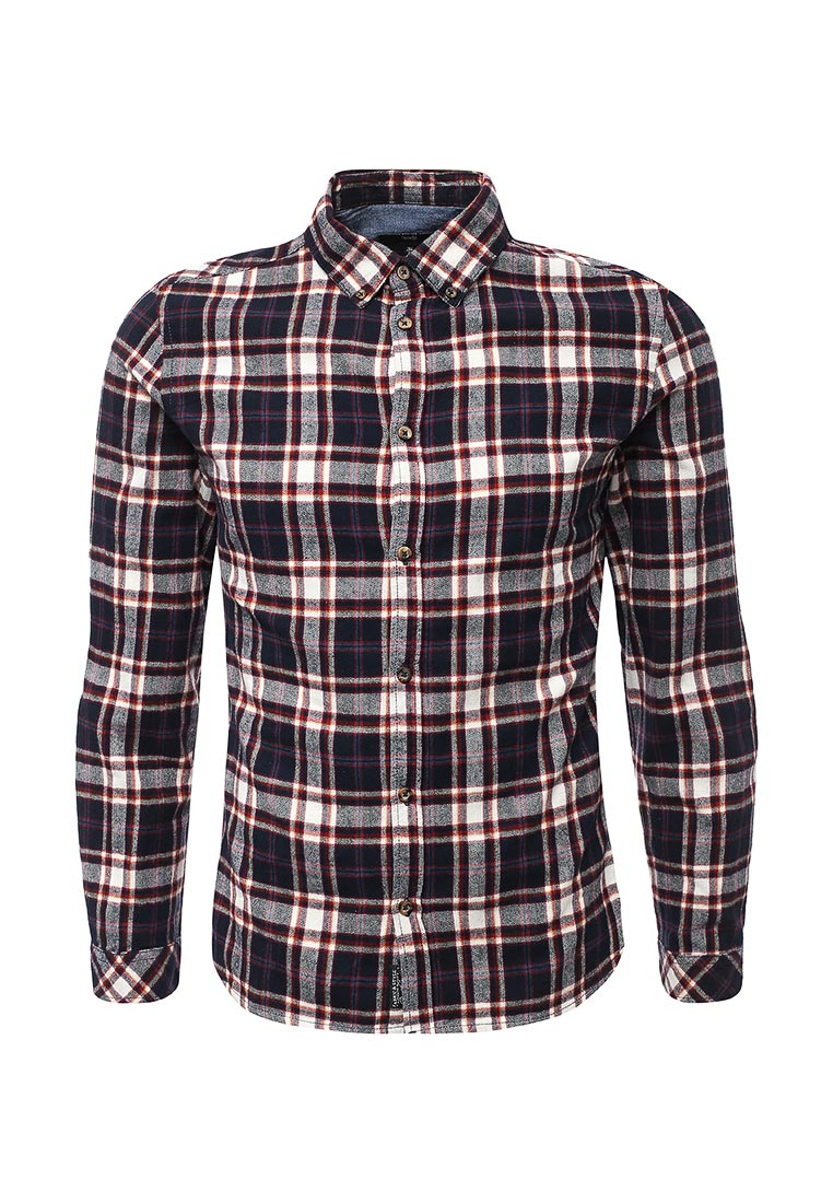 Рубашка с длинным рукавом oodji (Оджи) 3L310149M/47057N/7949C