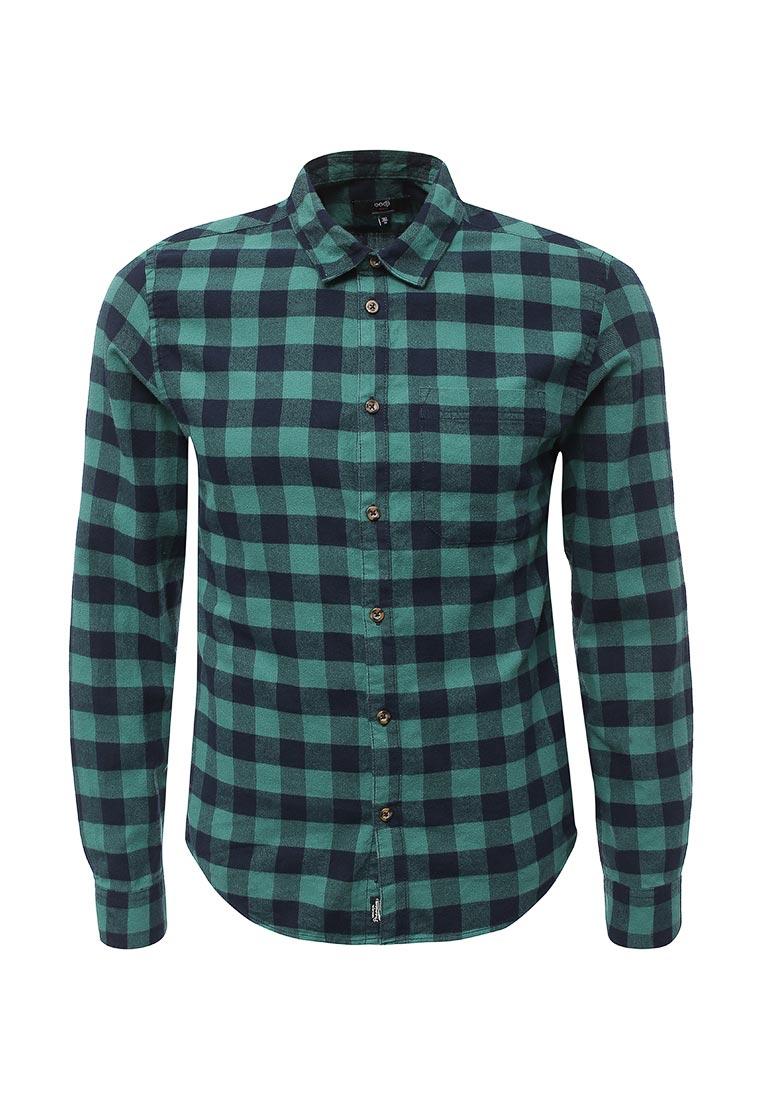 Рубашка с длинным рукавом oodji (Оджи) 3L310150M/39882N/7962C