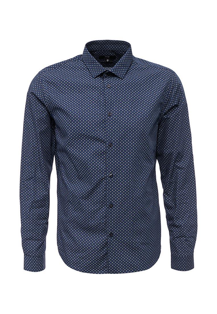 Рубашка с длинным рукавом oodji (Оджи) 3L110284M/19370N/7975G