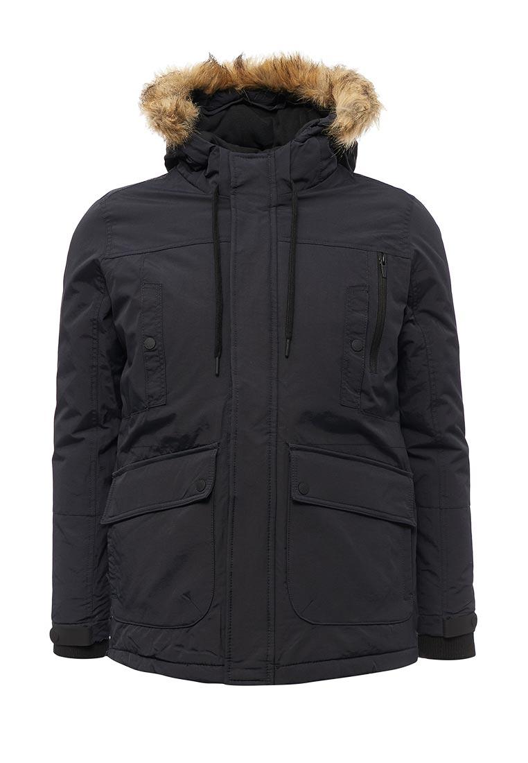 Утепленная куртка oodji (Оджи) 1L412031M/25276N/7900N