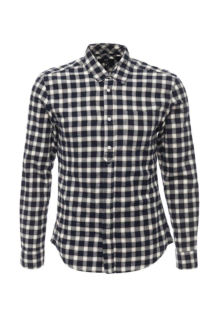 Рубашка с длинным рукавом oodji (Оджи) 3L310153M/44527N/7910C