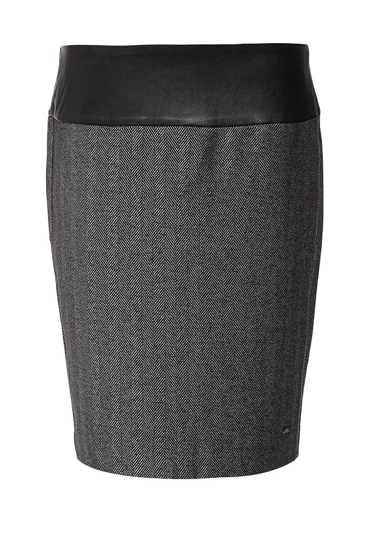 Прямая юбка oodji (Оджи) 21602084-1/24130/2923G