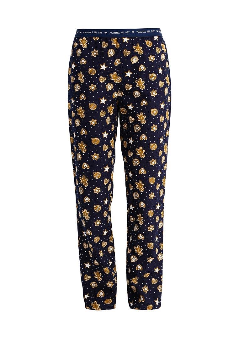 Женские домашние брюки oodji (Оджи) 59807027/45131/7957K