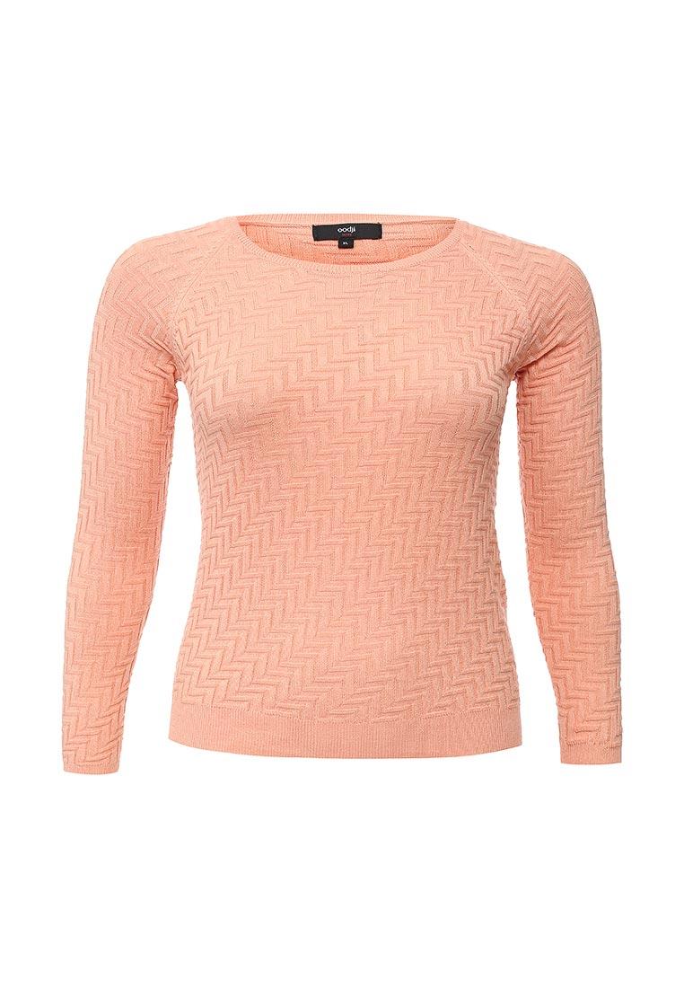 Пуловер oodji (Оджи) 63812545/35472/4300N