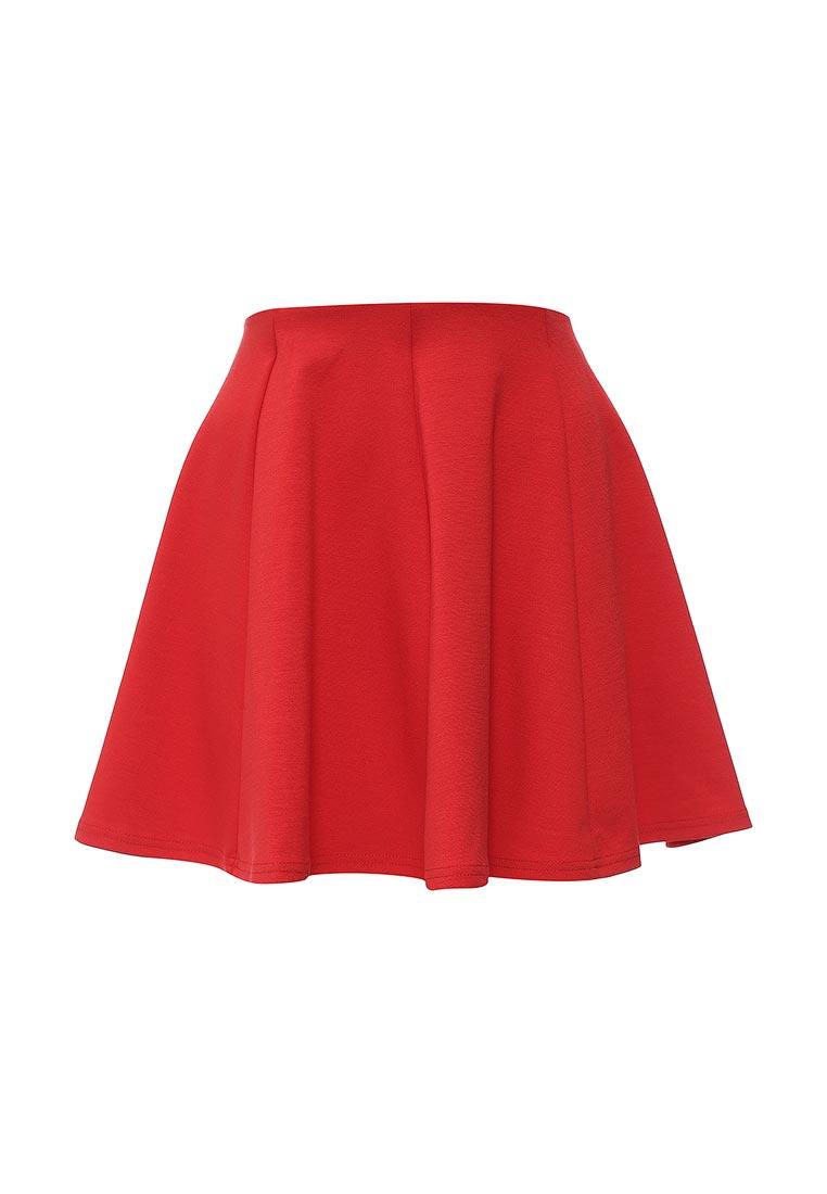 Широкая юбка oodji (Оджи) 14102001B/38261/4500N: изображение 1