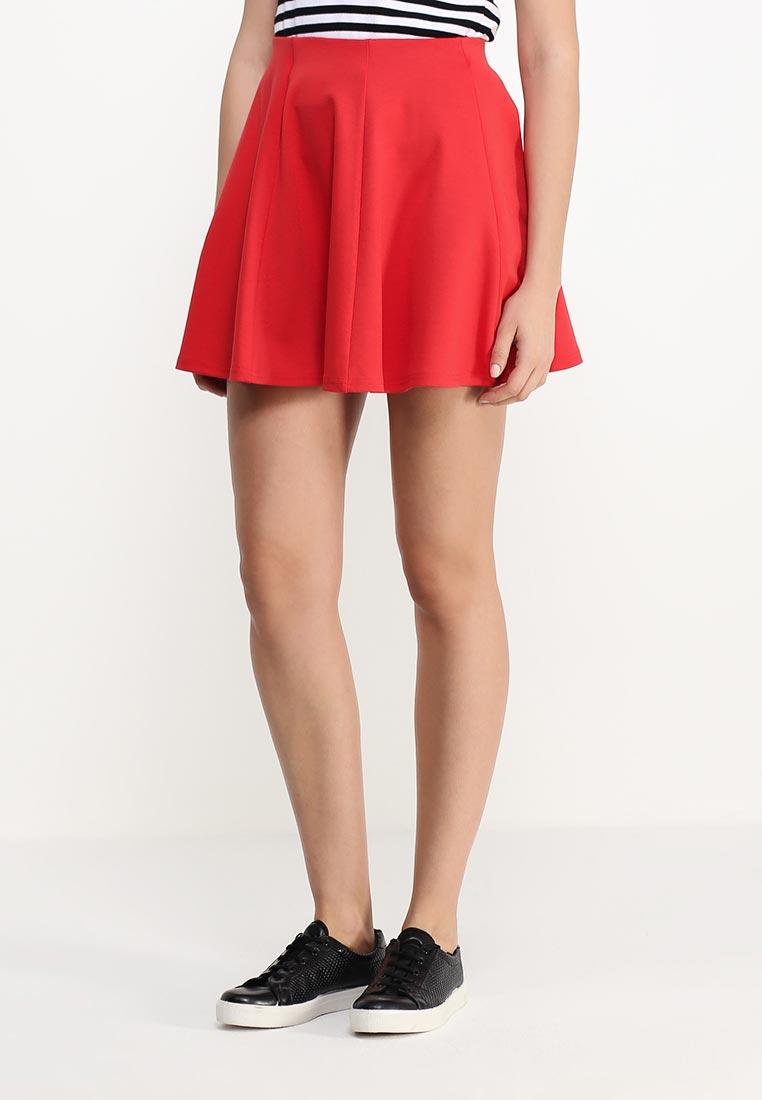 Широкая юбка oodji (Оджи) 14102001B/38261/4500N: изображение 3